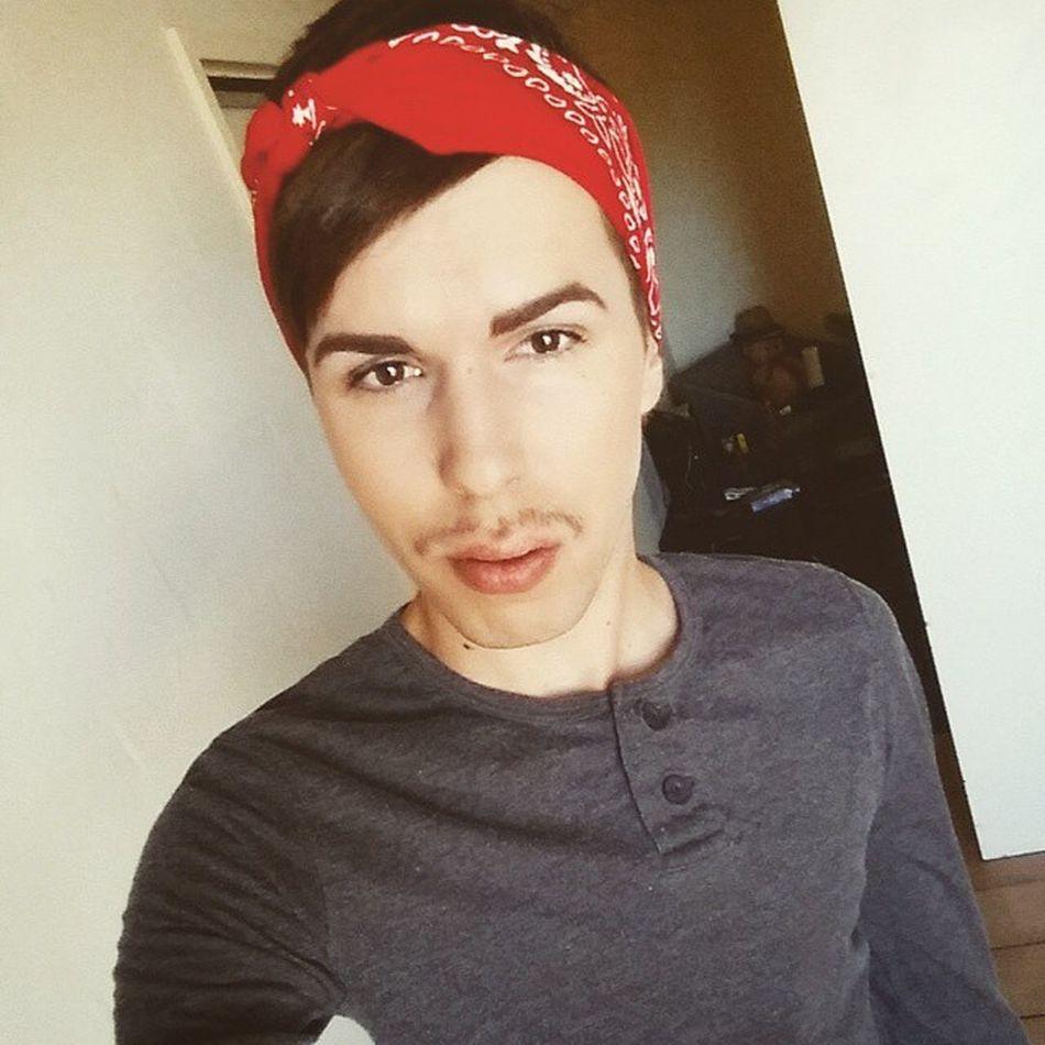 On point ^_^ 😎 Fleekbrows Fleekorweak Browgame Brows  Gayguybrows Gaybrows Instagay Gayguy Gayboy Gay Homo  Bandana Gayoftheday Gaydude Cuteday Mustache