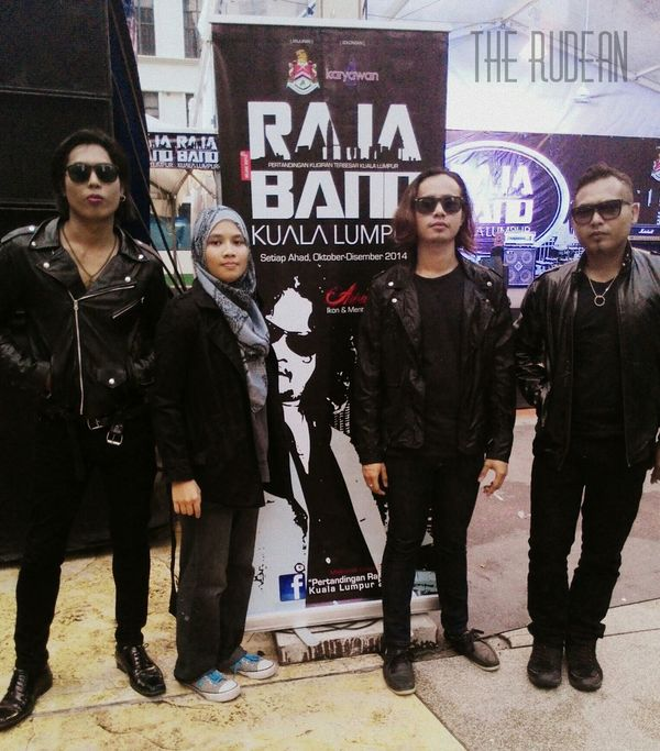 Do support The Rudean, my band for this upcoming FINAL Battle of Raja Band KL 2014 on 7 December 2014! You are all invited to see other top 5 finalists performance, admissions are free! Pertandingan Raja Band KL Femaledrummer Music Battle Of The Bands