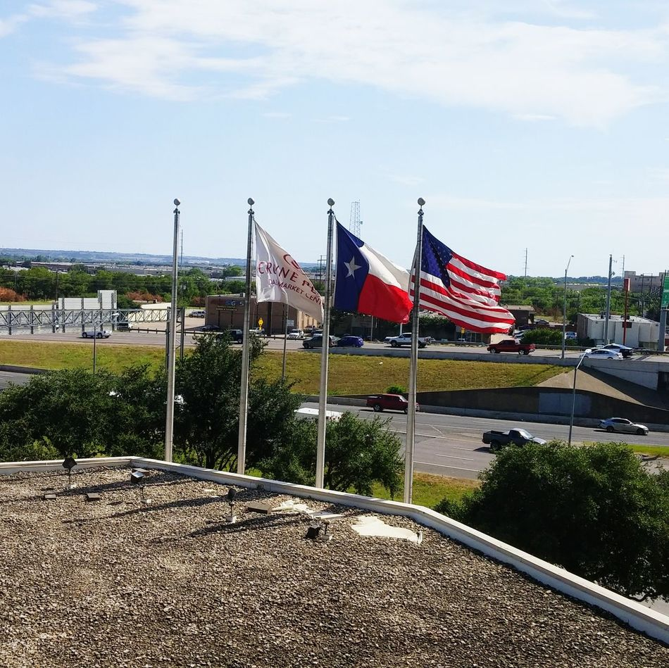 Dtown Lone Star State View From The Window... Hello World Hanging Out Relaxing