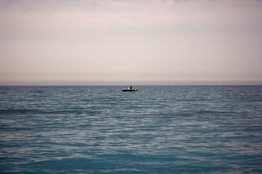 Travel Photography Landscapes Landscape_photography Silouette & Sky Sea And Sky Boats And Moorings Boat Life Showcase April Things I Like The KIOMI Collection Blue Wave