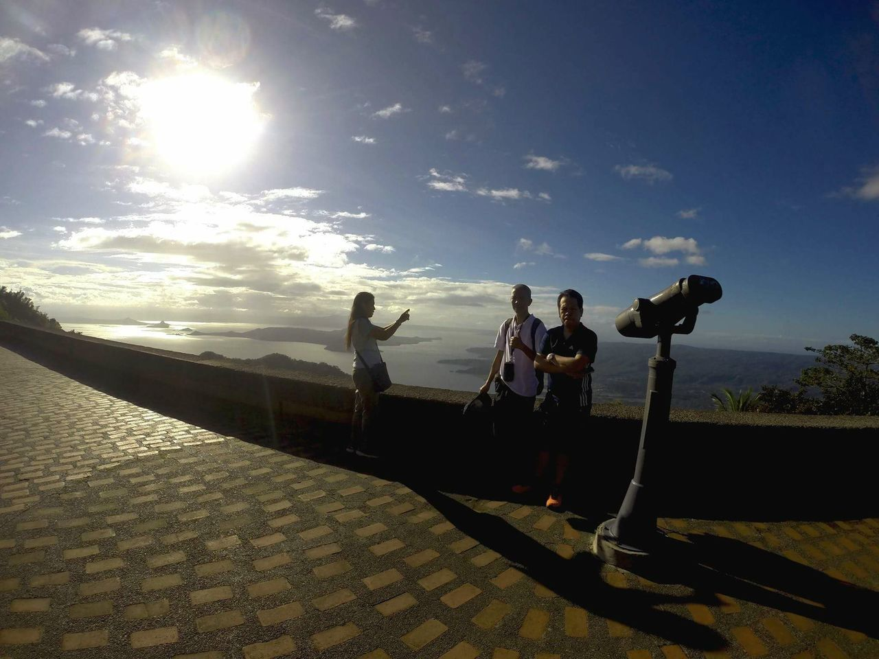 Photography Themes view from the famous taal volcano in tagaytay city, philippines with my family. My Year My View Sunlight Photographing Young Adult Camera - Photographic Equipment Young Women Women Sky Photographer Outdoors People Two People Adult Adults Only Full Length Nature Day Tagaytay2016