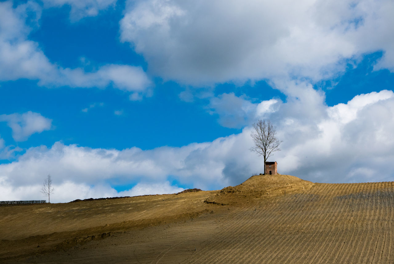 Cloud - Sky Day Italy Langhe Nature No People Outdoors Piemonte Sky Tree