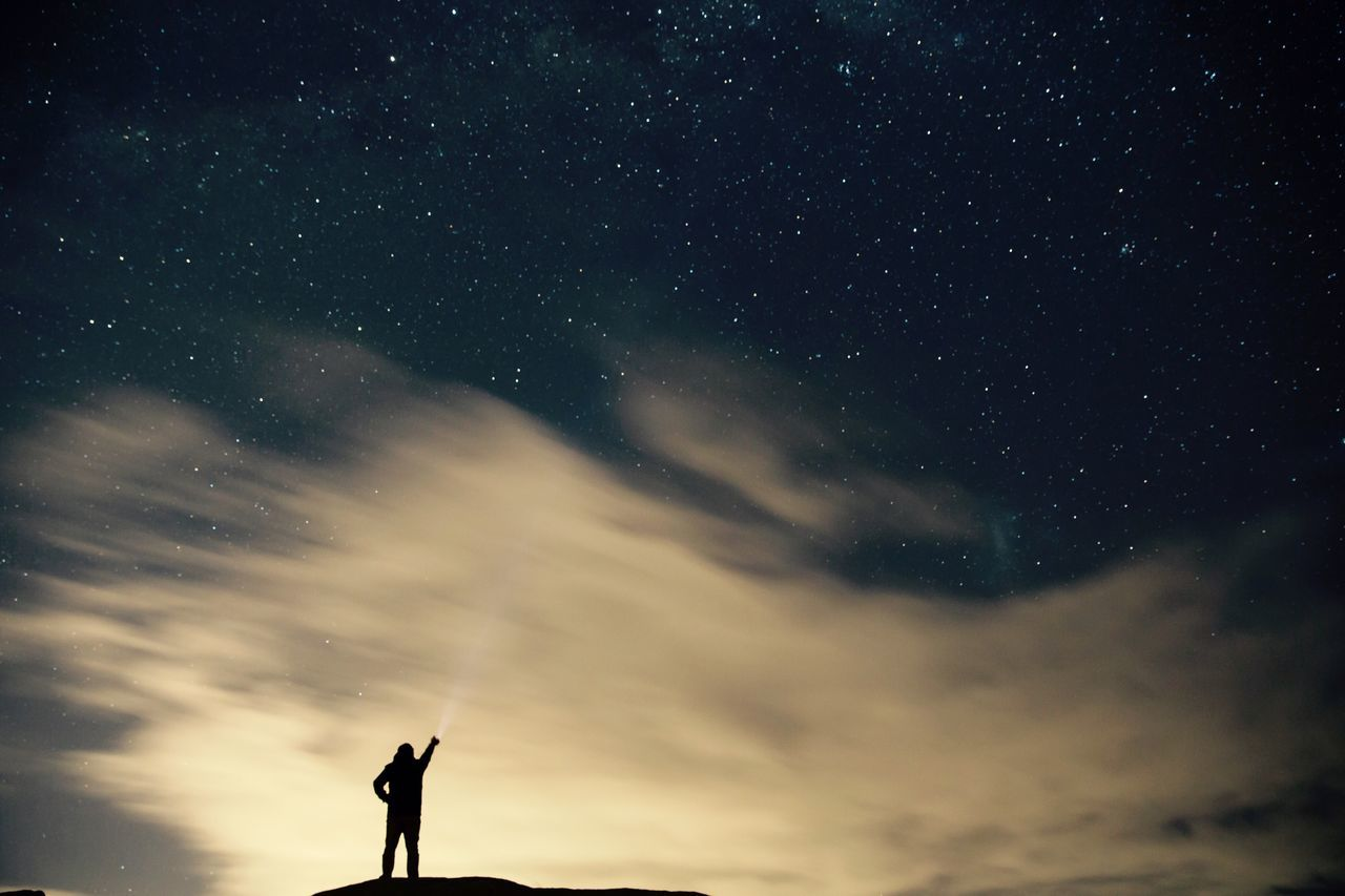 Beautiful stock photos of galaxy, Beauty In Nature, Blurred Motion, Cloud - Sky, Flashlight