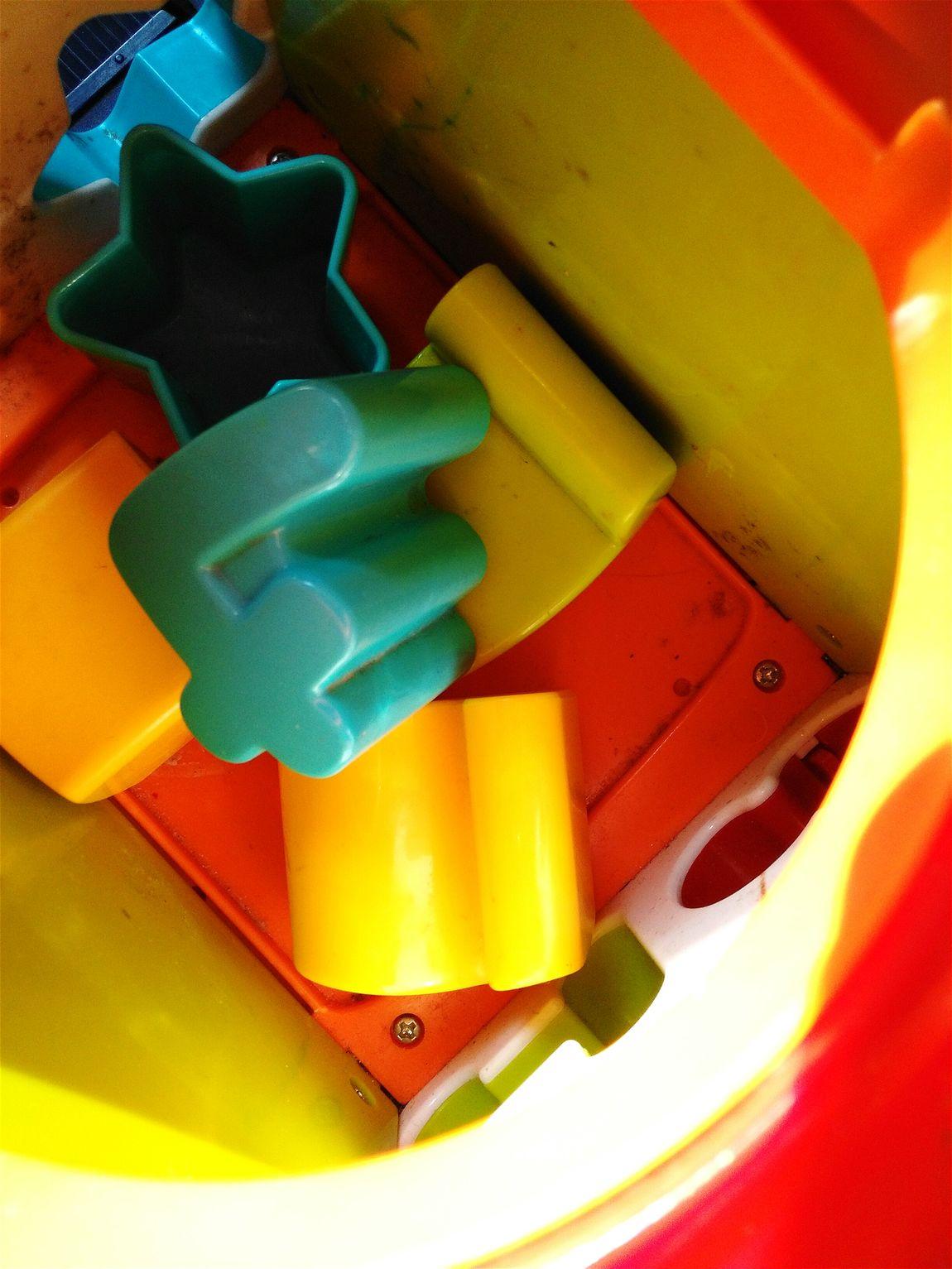 Q pour Quatre Number 4 Colorful