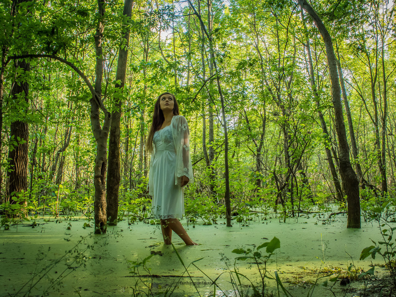 The Portraitist - 2017 EyeEm Awards Tree Full Length Green Color Young Women Nature Growth Women Real People People Outdoors One Person StateParks Statepark Audubon Modelphotography Model Shoot Model Photography Nature_collection Kentucky  Art Is Everywhere Nature Collection Beauty In Nature Model Models