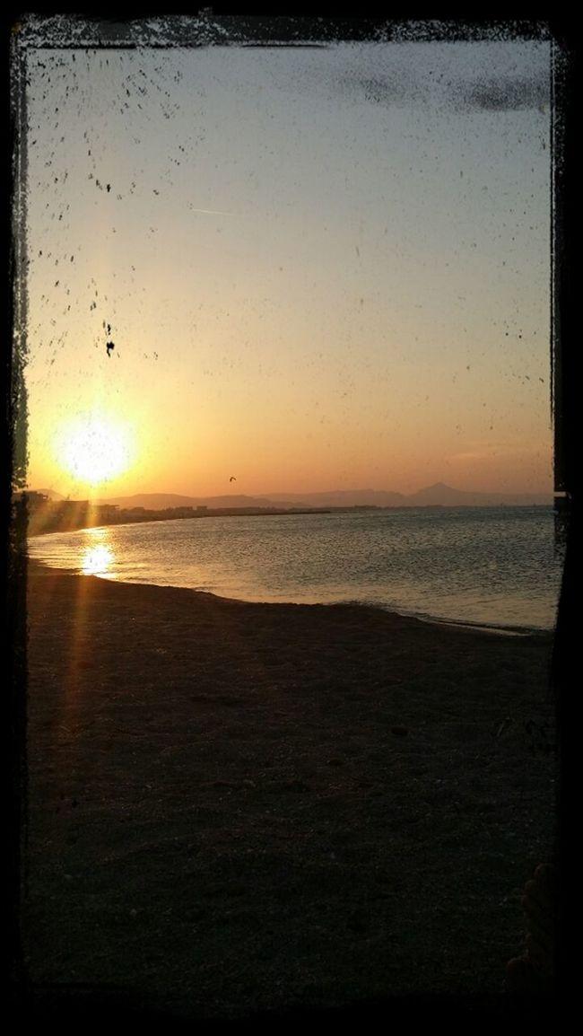 Relaxing Sea Sunshine