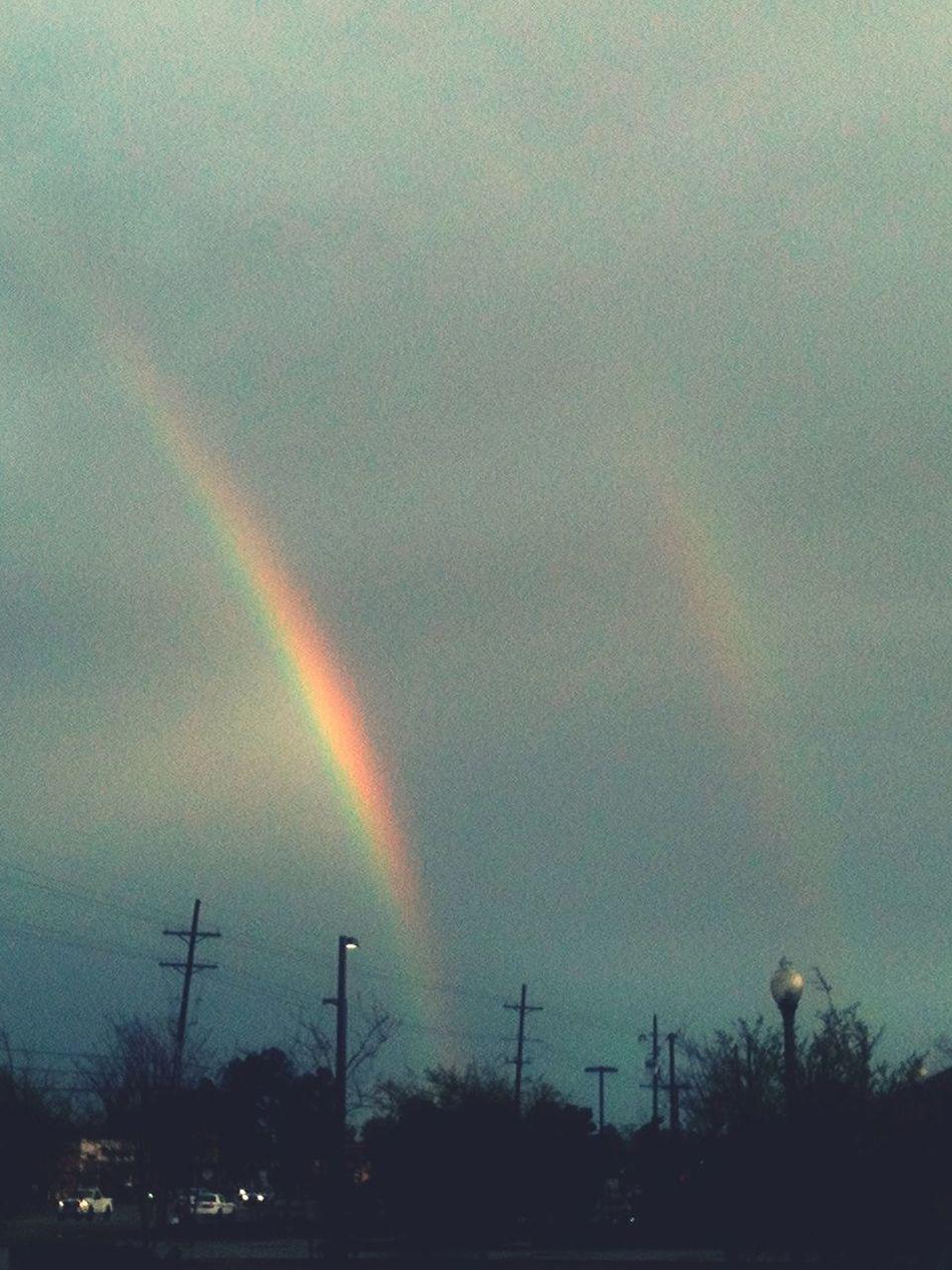 Easter Rainbow!