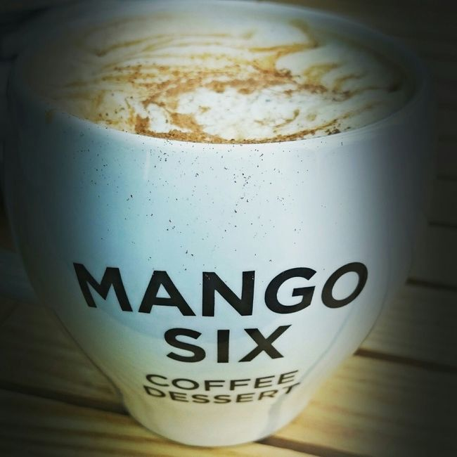 Mangosix😋 Coffee