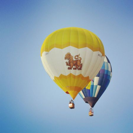 """beautiful balloon """"singha"""" from Thai! its my favorite one :)) Keicomoment Helloworld Awesome Thailand"""