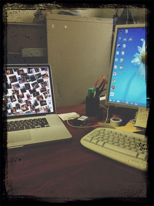 Сегодня в офисе!