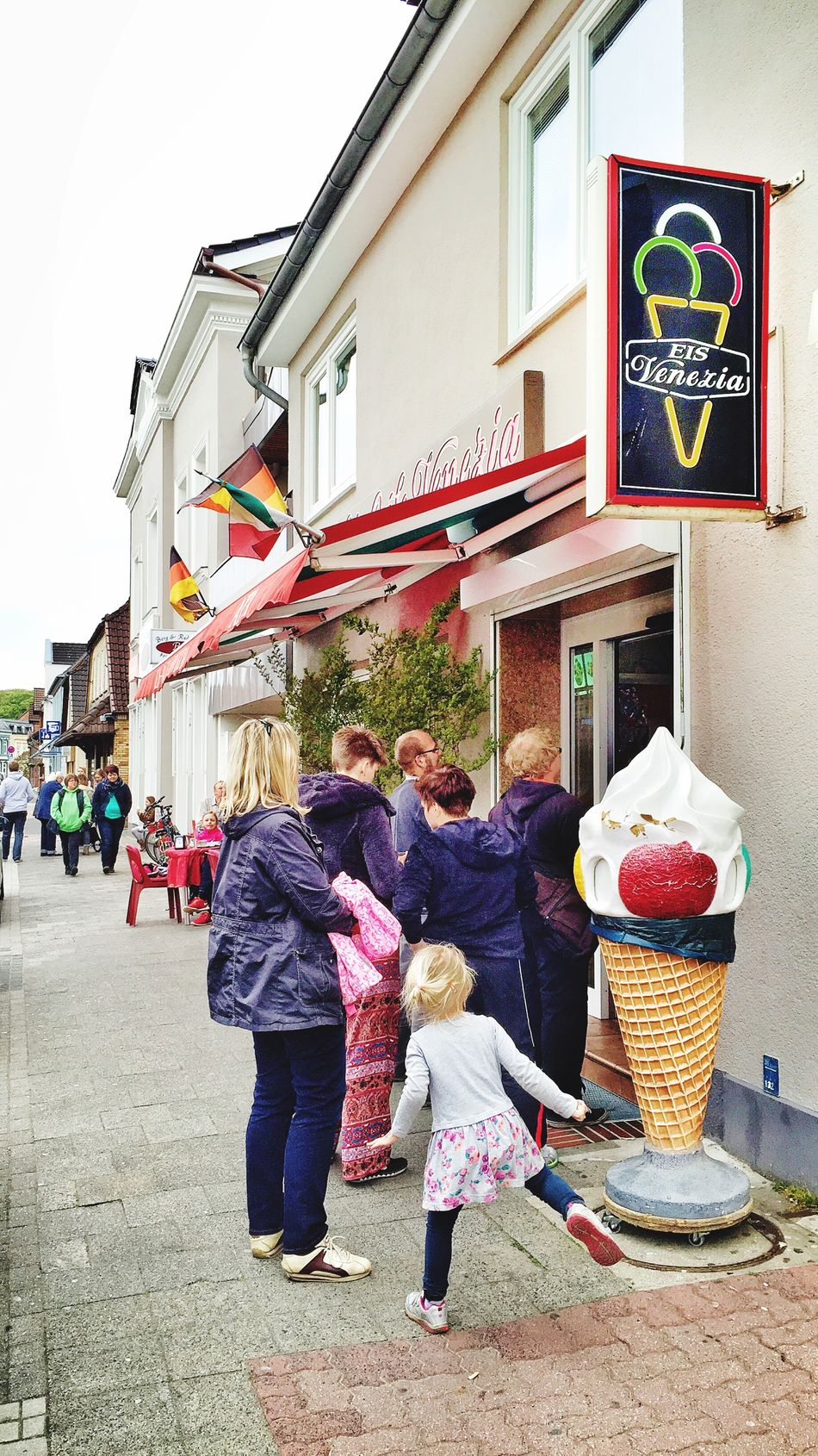 Eisdiele Venezia in Boring Province but best Gelato ! Just Taking Photos for EyeEm ;-) Streetphotography