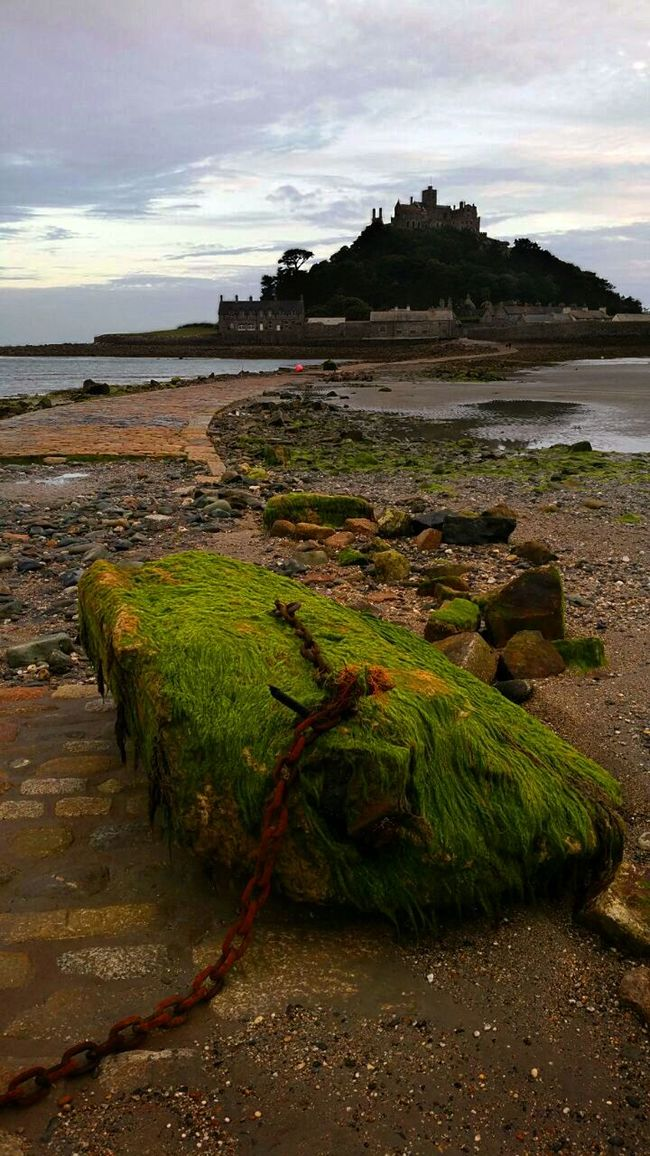 Learn & Shoot: Leading Lines St Michael's Mount Saint Michael's Mount Causeway Island Castle Castle Learn & Shoot: Layering Travel On The Road Seeing The Sights Layering Scenery History