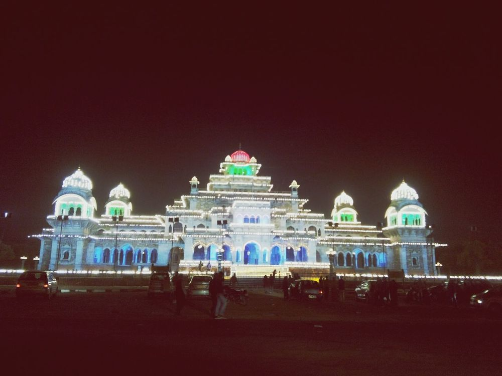 Taking Photos Feel The Journey Lots Of Lights Jaipur Rajasthan Beauty