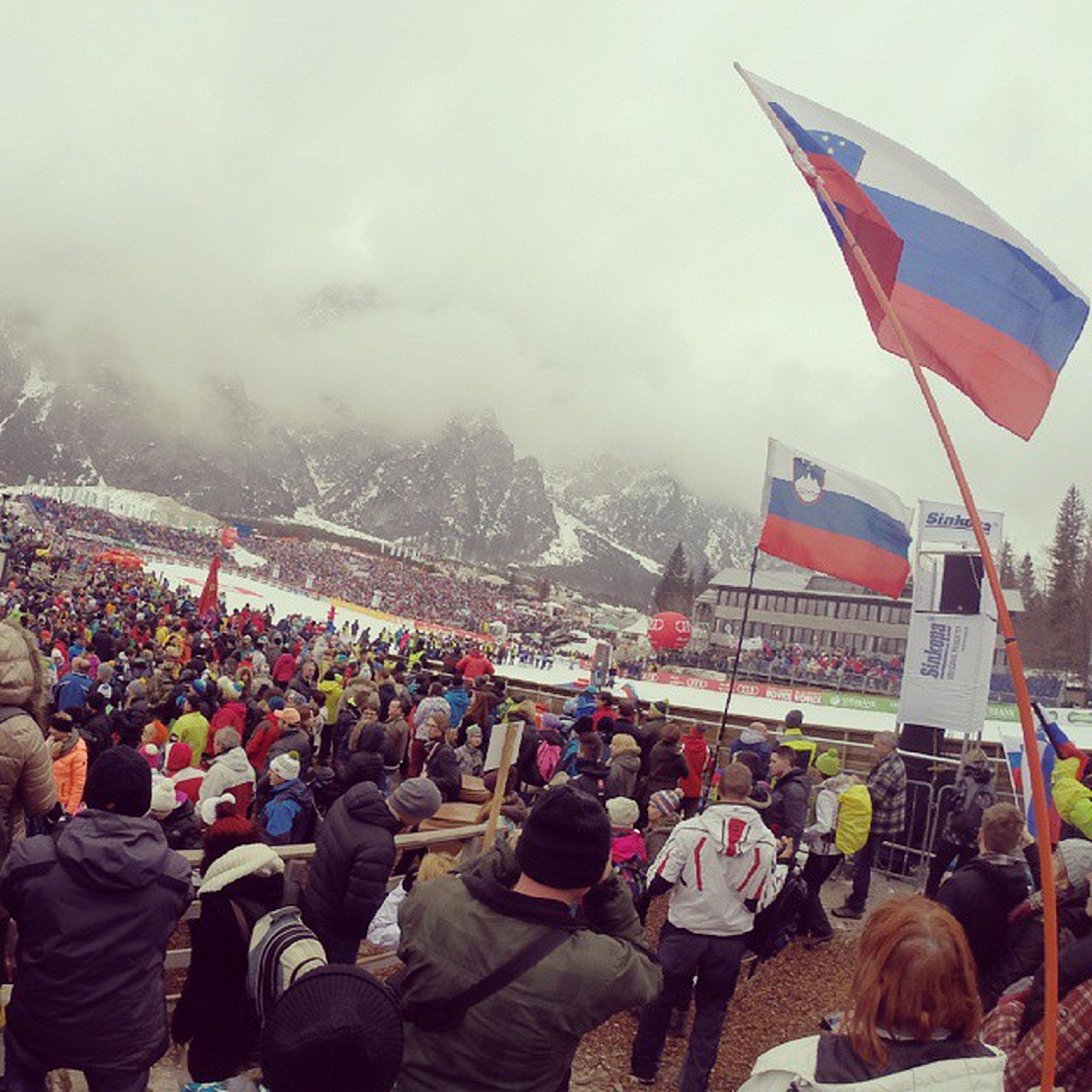 Nevrjetn zakljucek planice! Planica Slovenia Prevc Tepes orli best skijumping gopro
