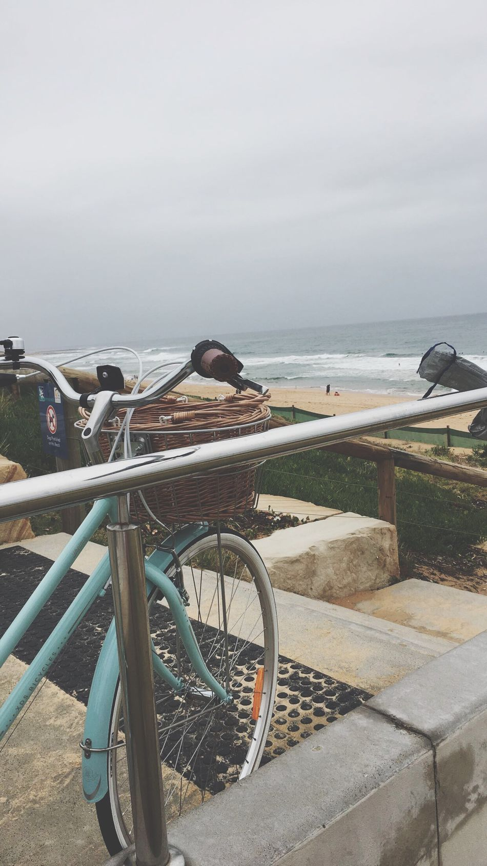 Horizon Over Water Sea Bicycle Beach Water Mode Of Transport Lifestyles Nature Animal Themes Sky Transportation Sand Cloud - Sky Beautiful Beauty In Nature Outdoors Close-up One Animal Beauty In Nature Stationary Day Scenics Dog Domestic Animals No People