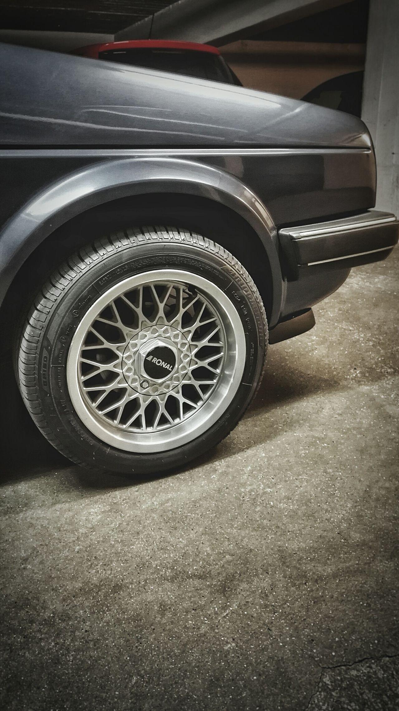 Ronal Wheels Golf Mk2 CL Coupé Youngtimer Import Vonoma Keinradio