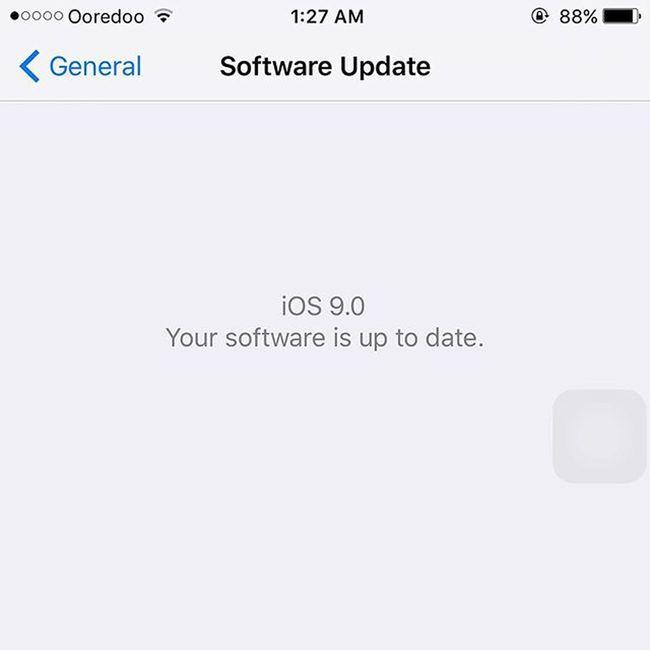 Apple IOS9 dan tann tann 😍😍