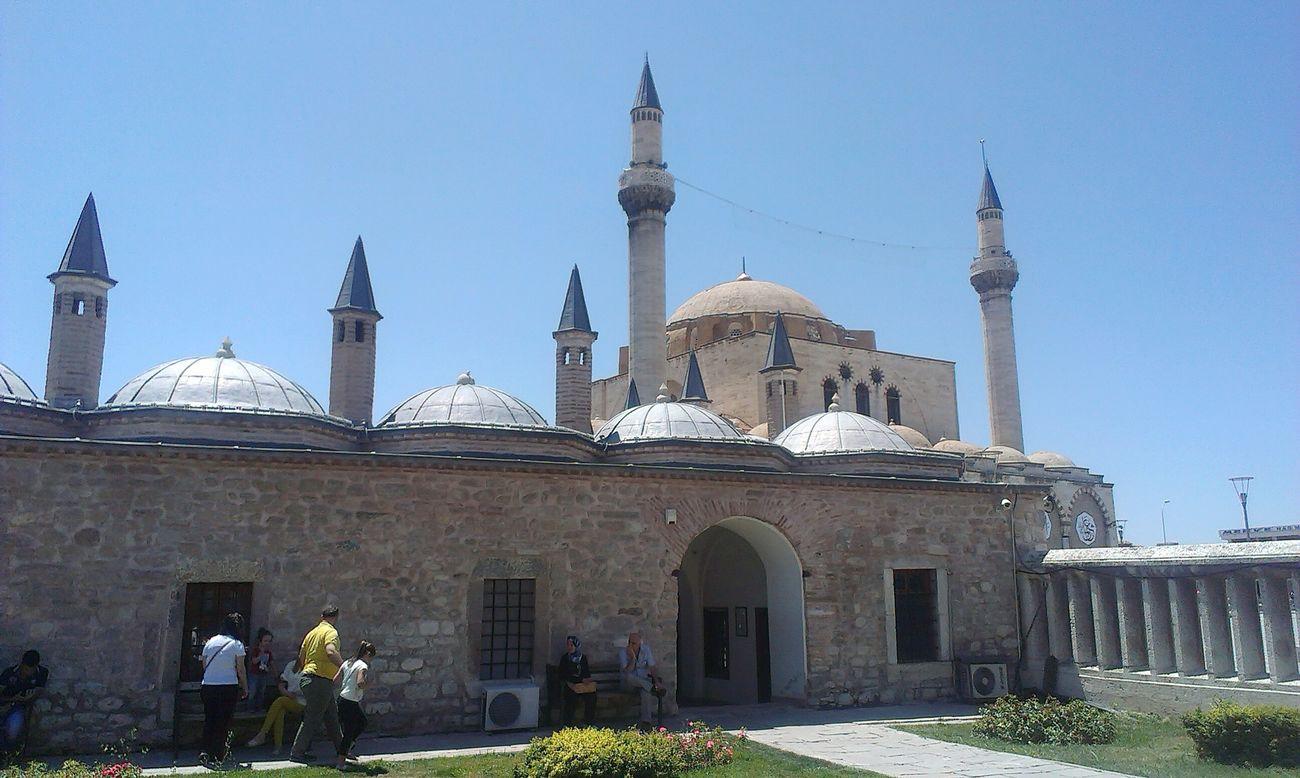 Mevlana Mevlana Mosque Mevlana Türbesi Mosque Mosques Urban Traveling Museum Urban Geometry Turkey