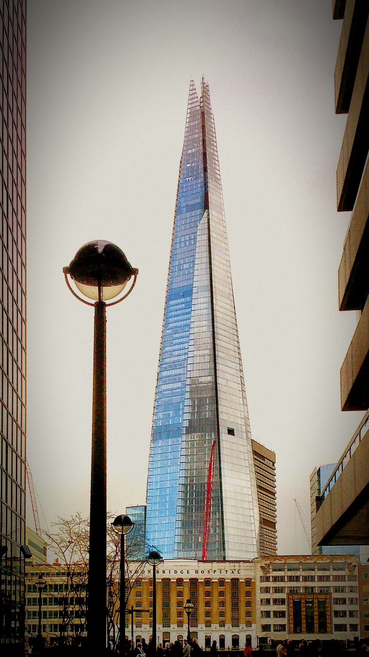 'Bowlers' The Shard, London London Bridge Hospital Street Photography Urban Landscape Mobile Photography Cityscapes Urban Geometry Urbanphotography Seeing The Sights
