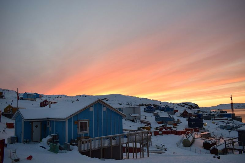 EyeEm Selects Greenland Innaarsuit Clouds Nature