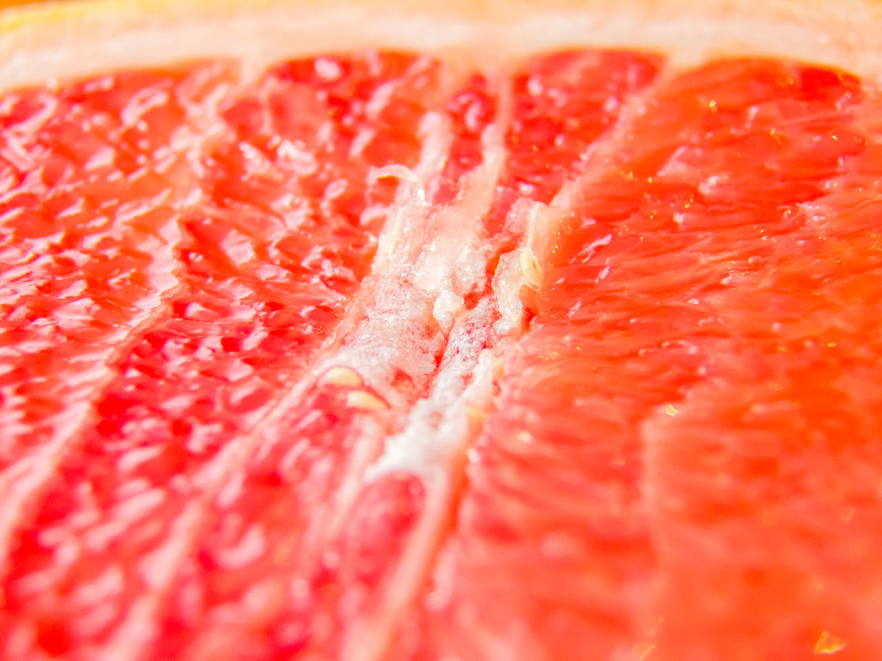 Grapefruit close-up texture. Blood Orange Citrus  Citrus Fruit Close-up Food Food And Drink Freshness Fruit Grapefruit Healthy Eating Healthy Lifestyle Indoors  Juicy Juicy Fruit Macro Orange Pattern Pink Red SLICE Sliced Texture
