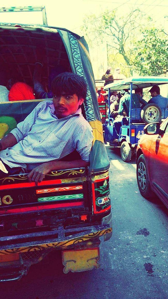 Up Close Street Photography this men juat got way little up close .as i got perfect click way back India Backtotravel