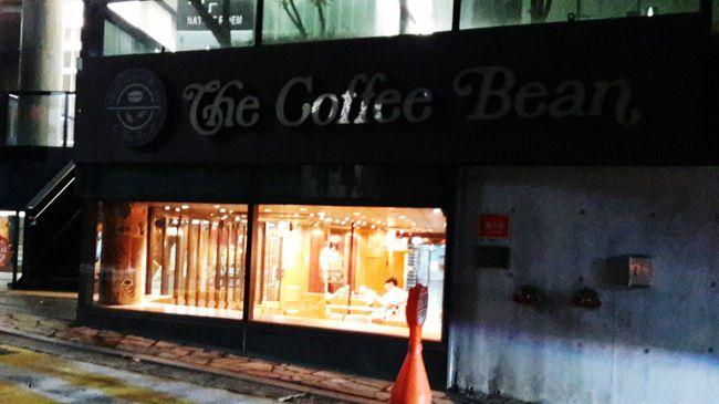 Coffee Shop Everywhere Seoul