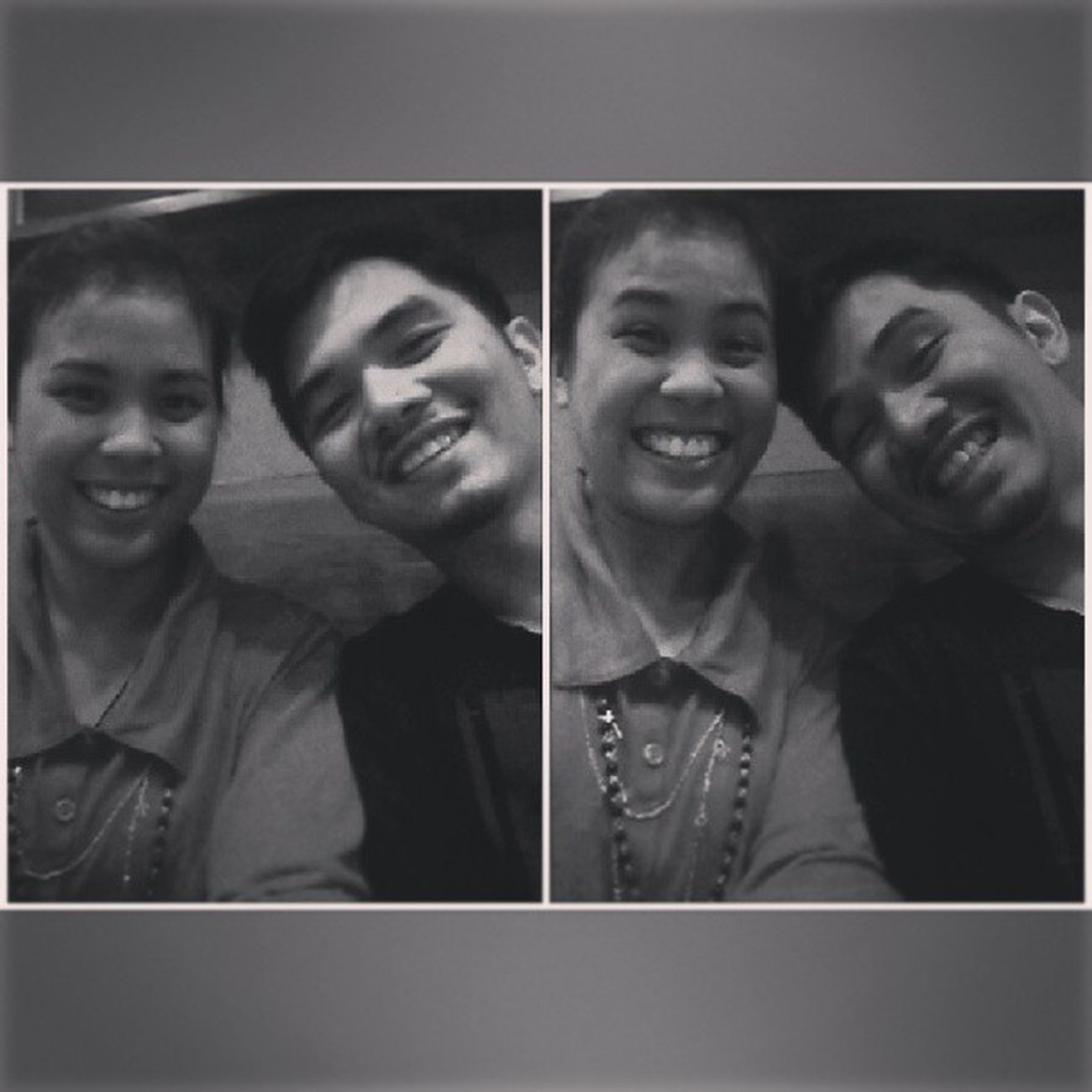 19th monthsary early celebration with @armelbonifacio . I love you! :-* Medyonapaaga Nov1 Undaskasi
