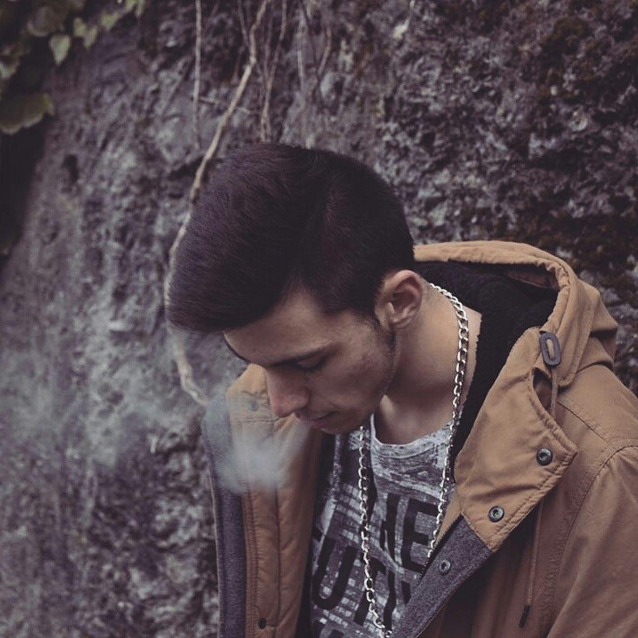 Shooting Me Smoke Style Swag Cigarette  Followme Follow4follow Follow Followforfollow