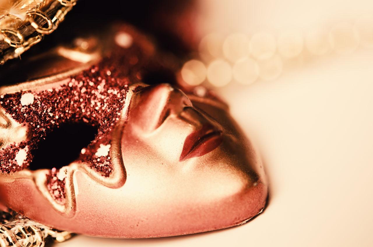 CARNEVALE Beauty Carneval Carneval Mask Carnevale Di Venezia Close-up Desaturated Headshot Mask Red Vintage Woman Mask