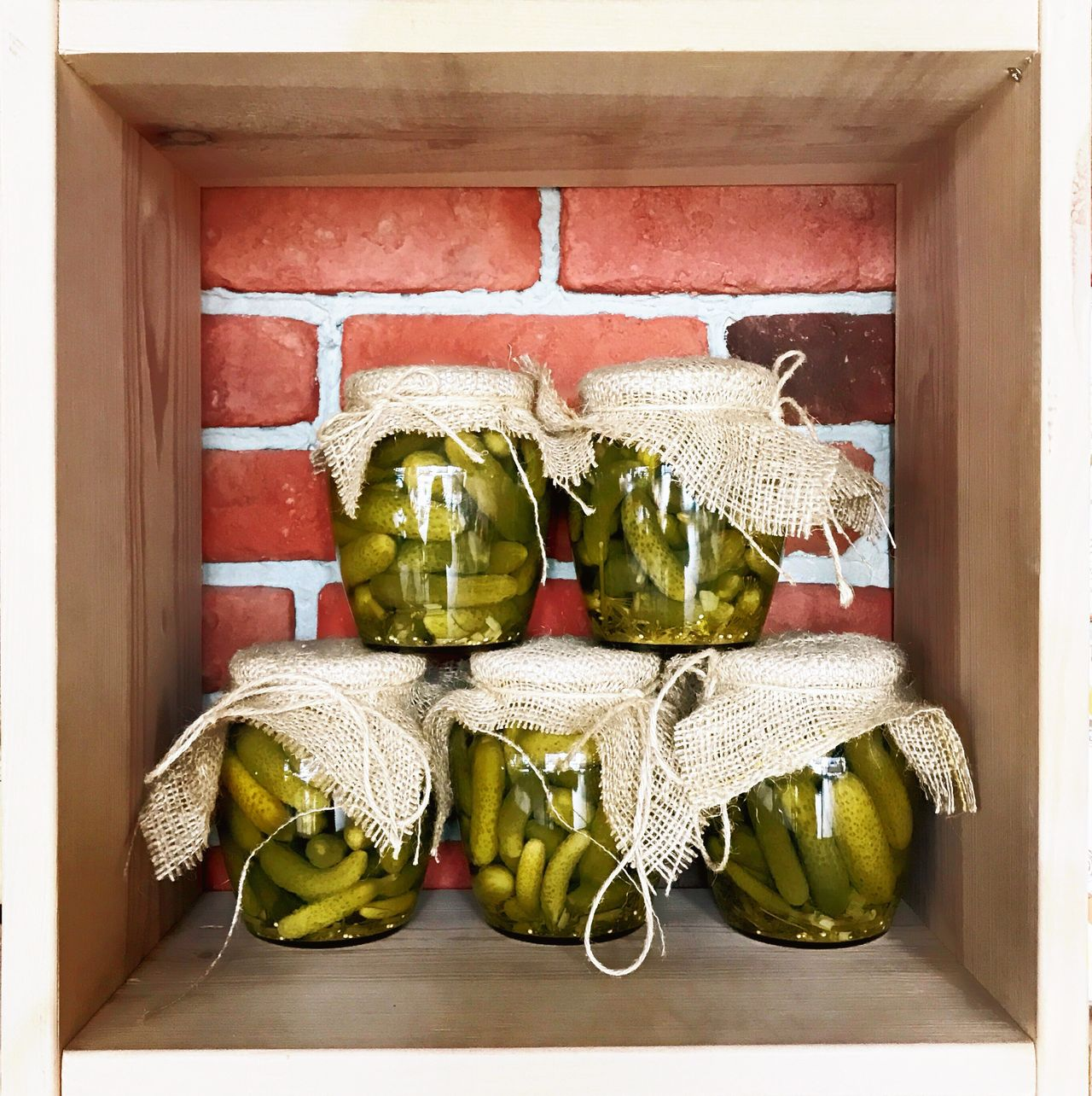 Indoors  No People Home Interior Close-up Country Style Country Country Life Vegetables Decoration Jars  Food Tradition IPhoneography Cucumber Cucumbers
