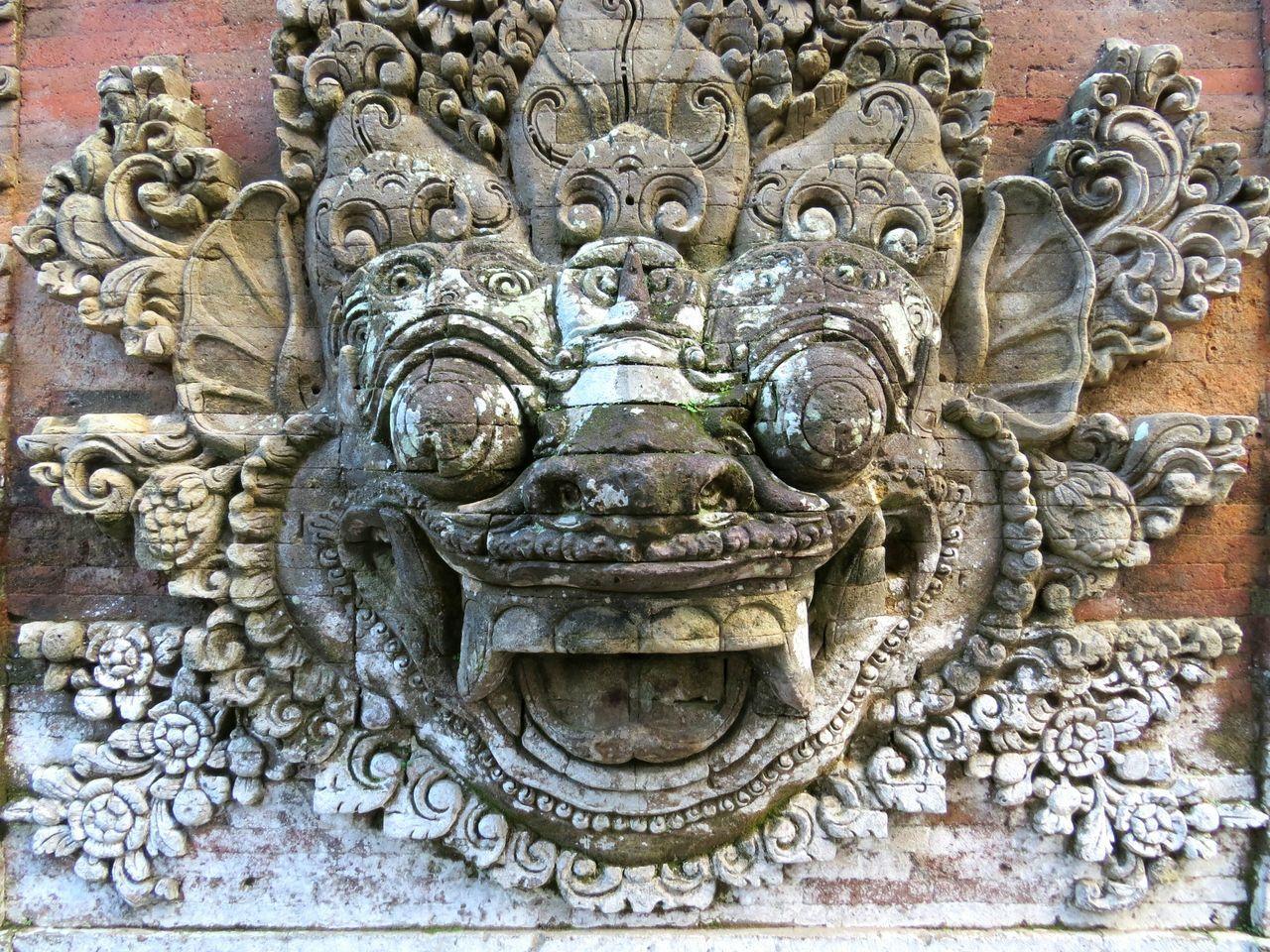 Ubud, Bali INDONESIA Temple Hindu Temple Ancient Civilization Ancient Architecture Culture Travel