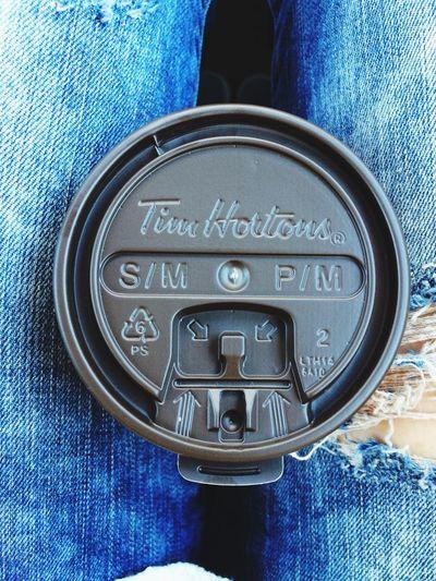 🍩 Timhortons Englishbreakfast Tea Time Goodmorning :)