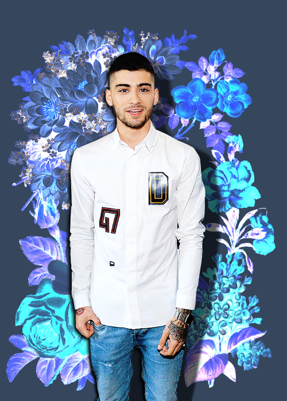 Zayn Malik He's So Beautiful Perfect I Love Him So Much  Real Me Zquad