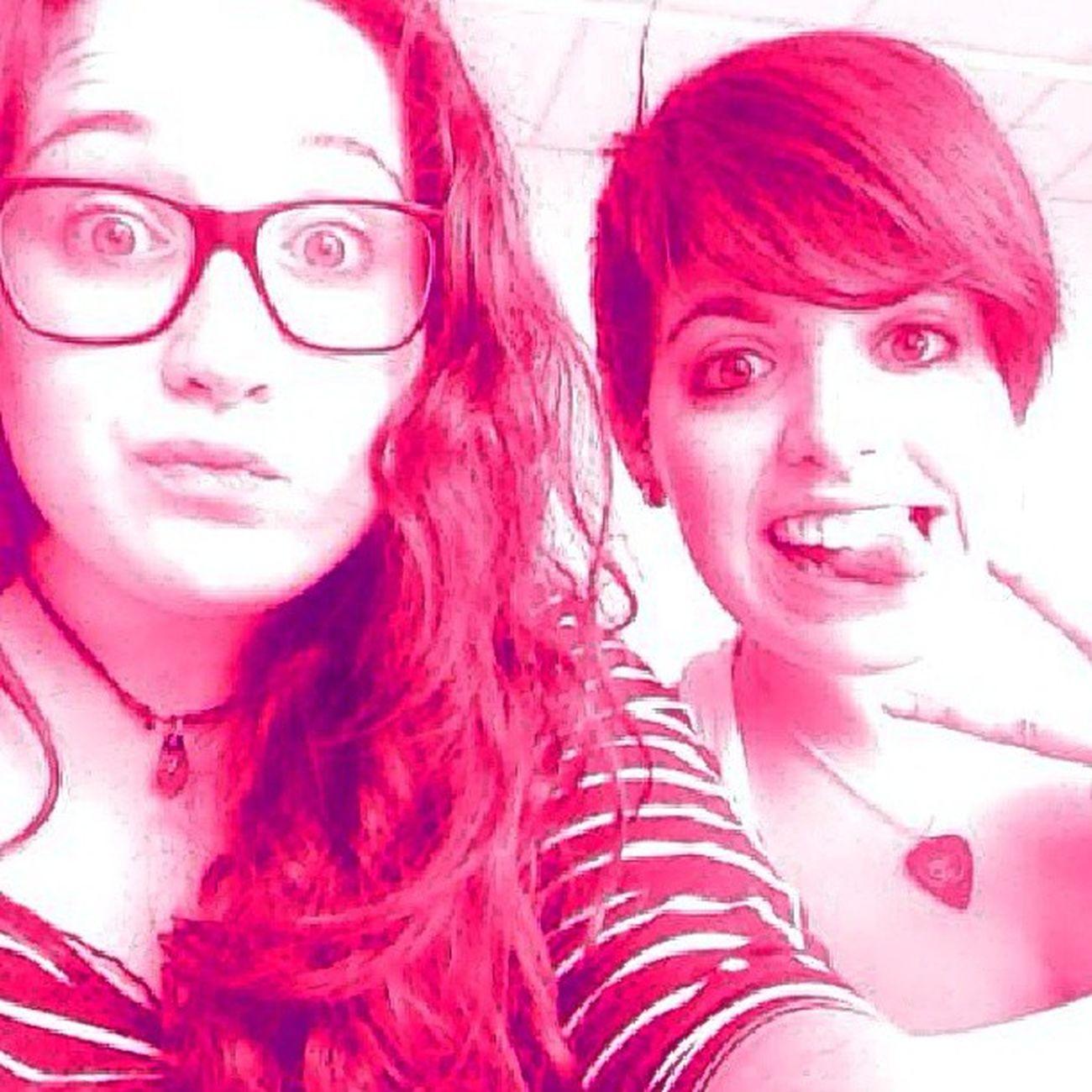 Locura con mi @carrlafdez Car OliCar Pink Rosita Friend Crazy Comolaquiero Lomas 2tontasmuytontas