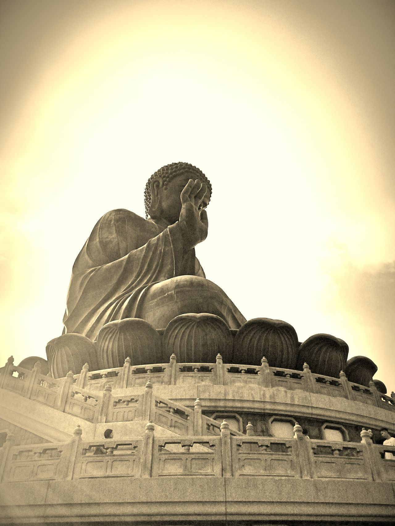 Buddha, Lantau Island, Religion Architecture
