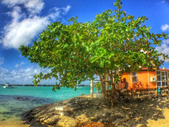Protecting Where We Play Grand bay Beach Mauritius
