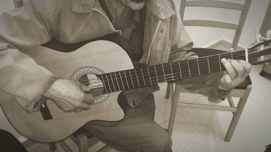 Ragged Man Guitar Philosophy Love Music Spanish Guitar Chords