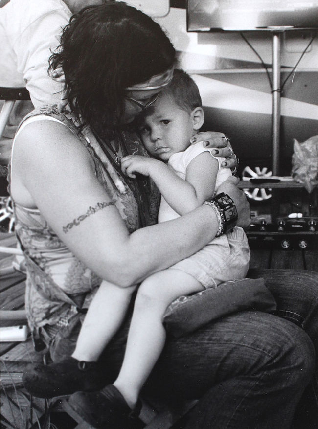 Arm Around Blackandwhite Bonding Care Carrying Childhood EyeEm Gallery Family Film Filmphotography Grumpy Hugging Innocence Lifestyles Love Mother Mother Motherandchild Motherandson  Single Mother Sitting Son Stare Toddler  Togetherness