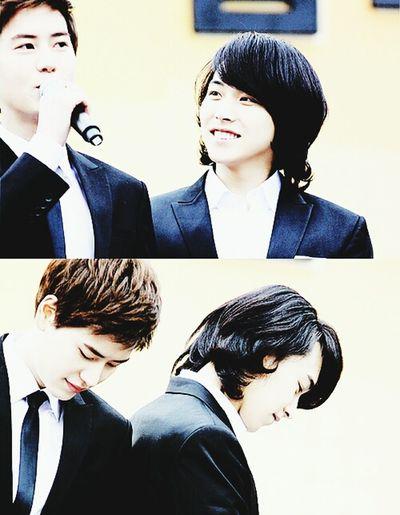 Kyuhyun Sungmin Super Junior Love