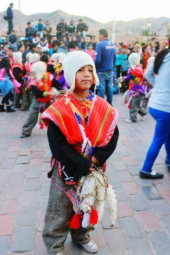 Children Cuzco - Peru Cute♡ Love♥ Dancer DANCE ♥ Peruvian Niño Bello