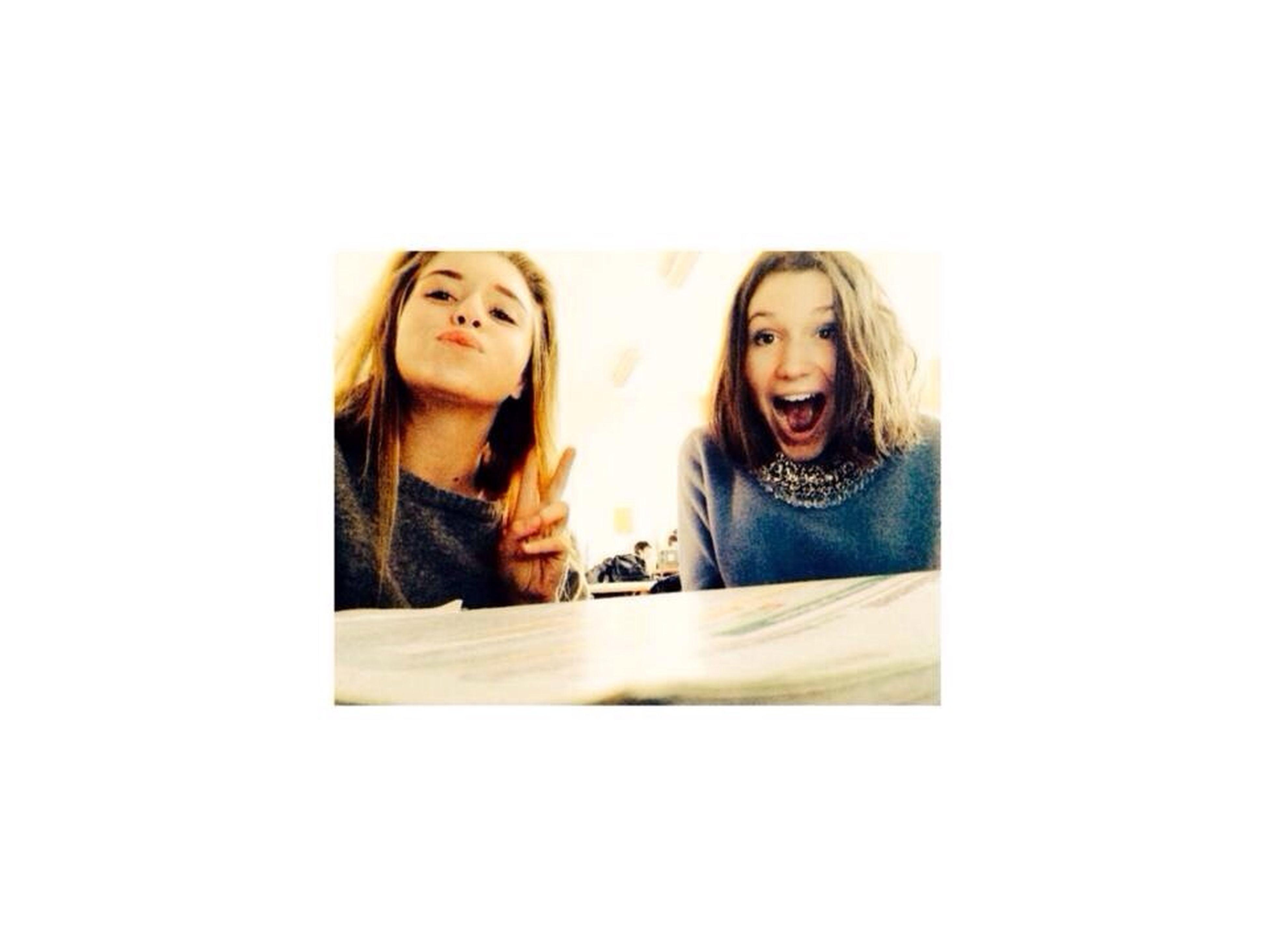 ??❤️ Friends Love Taking Photos Selfie Smile Funny Having Fun Good Times School Enjoying Life
