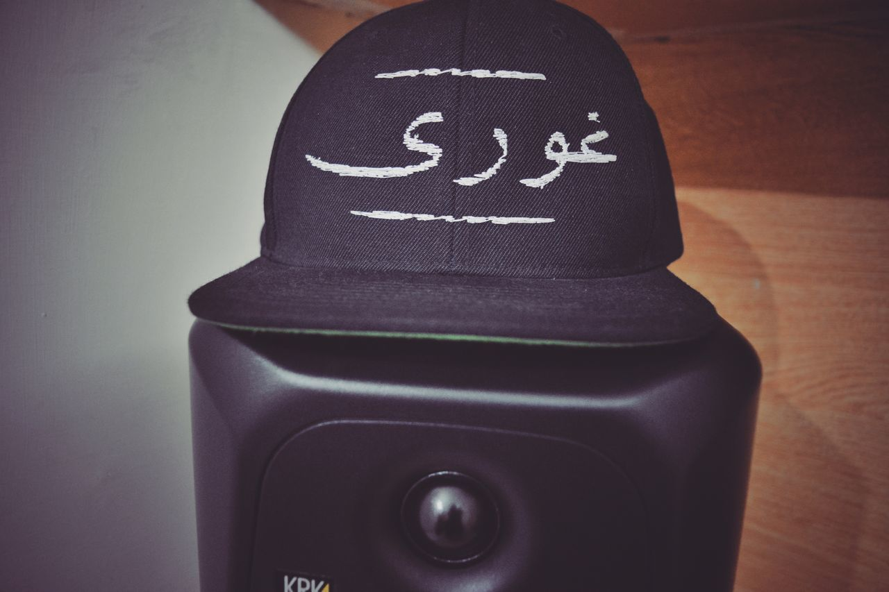 Studio Shot Snapback Krk  Rokit Art Music Musician Bahrain Manama DXB Musicproducer Edm