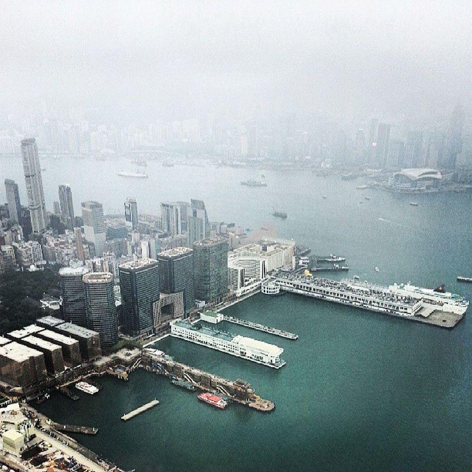 Высота 400м Sky100 Honkong  высоко  высота