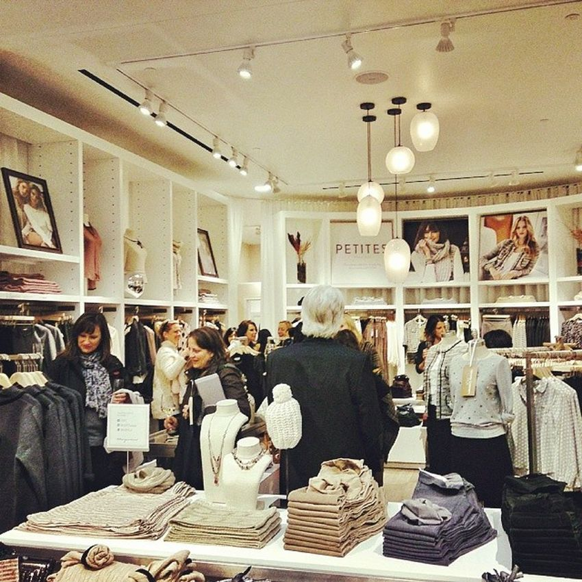 The Loft Grand opening Theloft Parkroyal @parkroyal Northvan North vancouver store retail