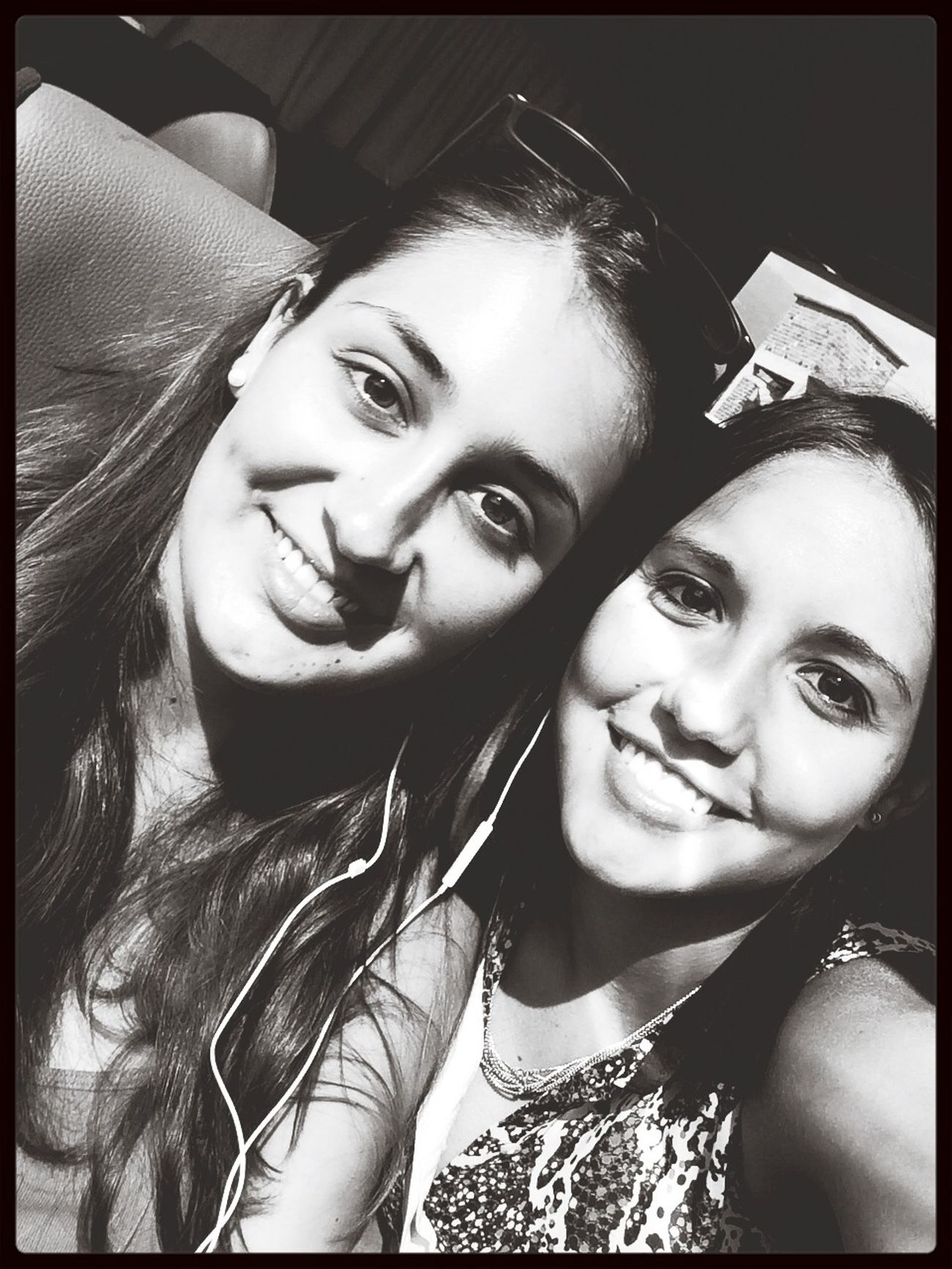 Smile Bestfriend Home Black&white