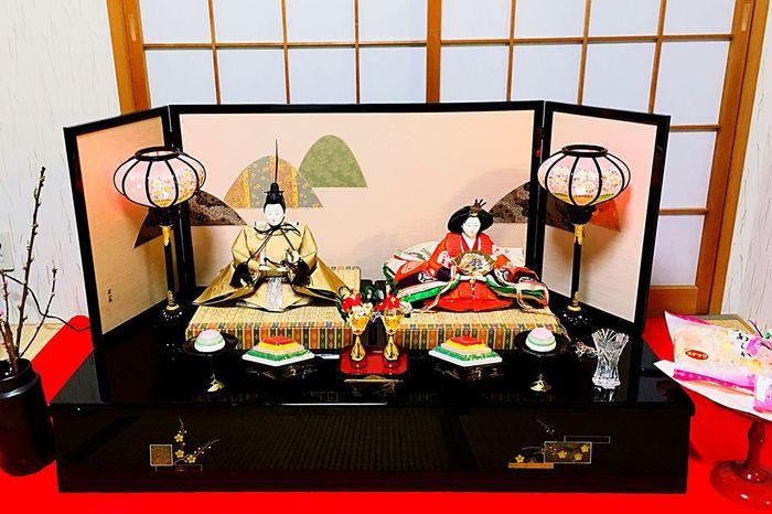 お雛様 ひな祭り お内裏様 Japan Japanese Culture ひなあられ Girlsday 3月3日 Japanese  ひなまつり 🎎