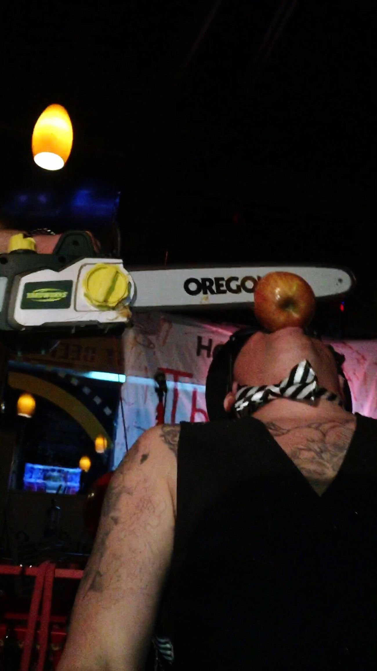 LondonOntario Chainsaw Apple Variety Acts Sideshow London Ontario City Of London Sideshow Acts
