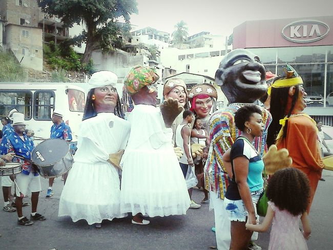 Colors Of Carnival Raízes Da Bahia Dique Do Tororó Brasil Salvador Brazil Bahia