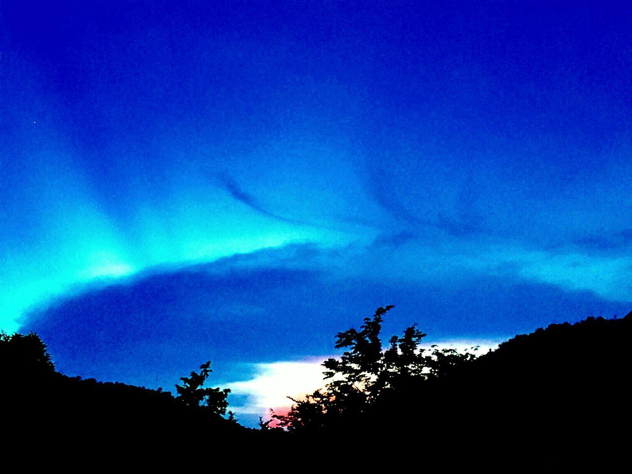 Light of sky